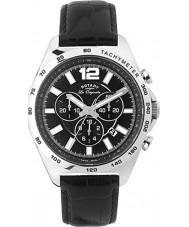 Rotary GS90070-04 Mens les originales horloge