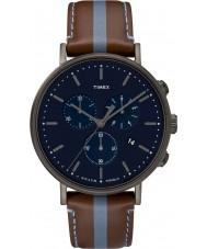 Timex TW2R37700 Fairfield-horloge