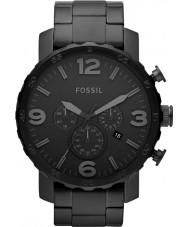 Fossil JR1401 Mens nate chronograafhorloge