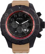 Kyboe ST-48-002-15 Stealth-horloge