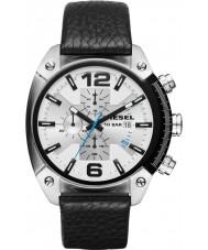 Diesel DZ4413 Mens overflow zwarte chronograaf horloge