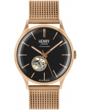Henry London HL42-AM-0286 Mens erfgoed horloge