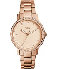 Fossil ES4288 Dames neely horloge