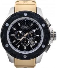 Kyboe AST-48-003 Alpha stalen horloge