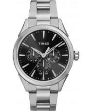 Timex TW2P97000 Mens chesapeake zilveren stalen armband horloge