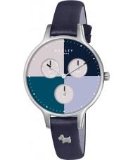 Radley RY2429 Ladies abdij zomer fig leer chronograafhorloge
