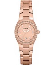 Fossil AM4508 Dames collega-horloge