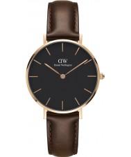 Daniel Wellington DW00100165 Dames klassieke petite bristol 32mm horloge