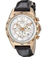Rotary GS90073-06 Mens les originales horloge