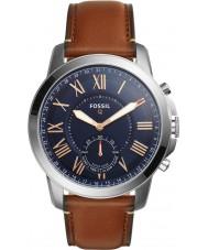 Fossil Q FTW1122 Mensensubsidie smartwatch