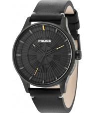 Police 15038JSB-02 Mens jet horloge