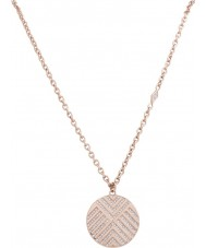 Fossil JF02747791 Dames ketting