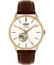 Henry London HL42-AS-0276 Mens erfgoed horloge