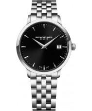 Raymond Weil 5488-ST-20001 Mens toccata zilveren stalen armband horloge