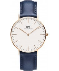 Daniel Wellington DW00100123 Klassiek somerset 36mm horloge voor heren