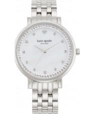 Kate Spade New York 1YRU0820 Ladies monterey zilver toon stalen armband horloge
