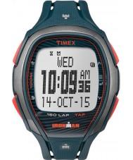 Timex TW5M09700 Ironman blauwe hars Strap Watch