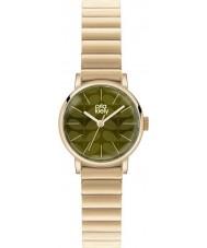 Orla Kiely OK4014 Ladies Frankie hamilton vergulde horloge