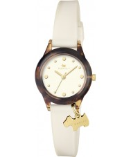 Radley RY2432 Ladies watch it blonde siliconen band horloge