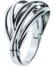 Calvin Klein KJ1RMD00010S Ladies scherpe roestvrij staal bangle