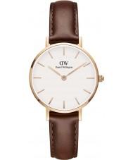 Daniel Wellington DW00100231 Dames klassieke petite lezing 28mm horloge