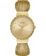 Guess W1083L2 Dames chiffon horloge