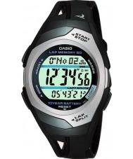 Casio STR-300C-1VER Mens sportartikelen phys rondetijden geheugen 60 horloge
