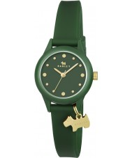 Radley RY2434 Ladies watch it gin fles siliconen band horloge