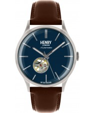 Henry London HL42-AS-0277 Mens erfgoed horloge