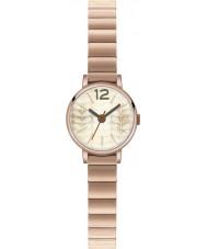 Orla Kiely OK4016 Ladies frankie rose goud verguld horloge