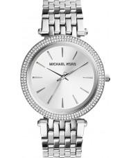 Michael Kors MK3190 Ladies Darci alle zilveren horloge