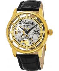 Stuhrling Original 393-333531 Mens legacy winchester skeleton horloge