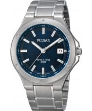 Pulsar PS9123X1 Heren dress horloge