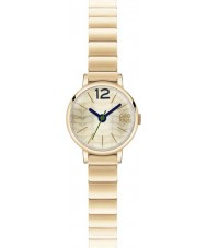 Orla Kiely OK4018 Ladies Frankie hamilton vergulde horloge