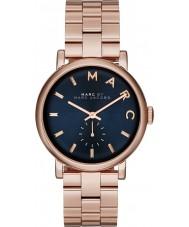 Marc Jacobs MBM3330 Ladies bakker marine nam gouden horloge