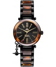 Vivienne Westwood VV006BKBR Dames orb horloge