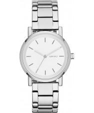 DKNY NY2342 Ladies soho zilveren horloge