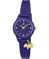 Radley RY2436 Ladies watch it opium siliconen band horloge