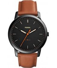 Fossil FS5305 Mannen minimalistische horloge