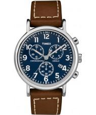 Timex TW2R42600 Weekender kijken