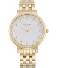 Kate Spade New York 1YRU0821 Ladies monterey vergulde armband horloge