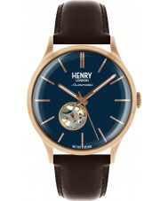 Henry London HL42-AS-0278 Mens erfgoed horloge