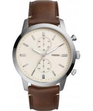 Fossil FS5350 Mens stadsman horloge