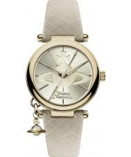 Vivienne Westwood VV006GDCM Dames orb pop horloge