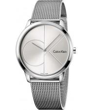 Calvin Klein K3M2112Z Mens minimaal horloge