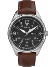 Timex TW2R89000 Heren waterbury horloge