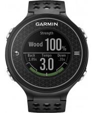 Garmin 010-01195-01 Aanpak s6 zwarte touchscreen gps golf horloge met swing metrics