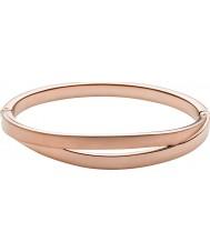 Skagen SKJ0715791 Ladies elin rose goud tone uitgesneden armband