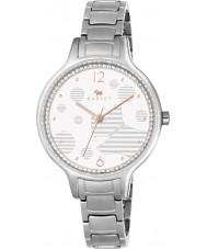 Radley RY4253 Ladies Ormond zilveren stalen armband horloge