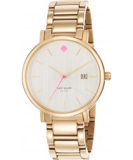 Kate Spade New York 1YRU0009 Ladies Gramercy grand vergulde armband horloge